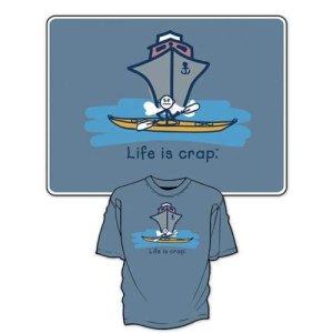 life-is-crap-ocean-kayak