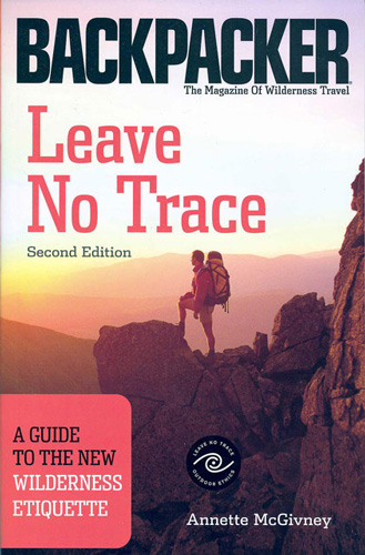 Leave No Trace Backpacker 2nd ed book