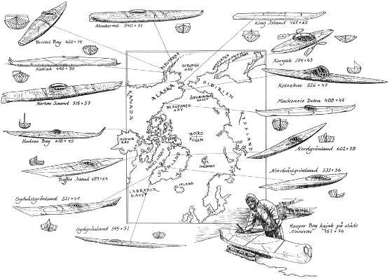 east vs west: greenland kayak | Liquid Rhythm Kayaking\'s Journal