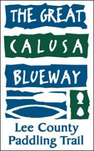 calusa blueway logo