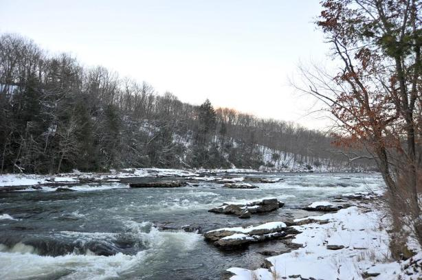 Youghiogheny River 12 31 2012
