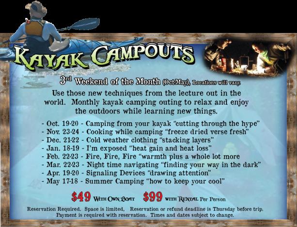 kayak-campouts
