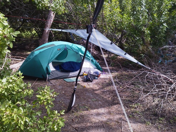 integral designs siltarp mountain hardwear tent